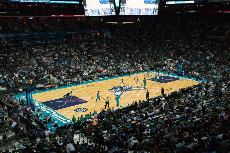 Charlotte Hornets at Spectrum Center