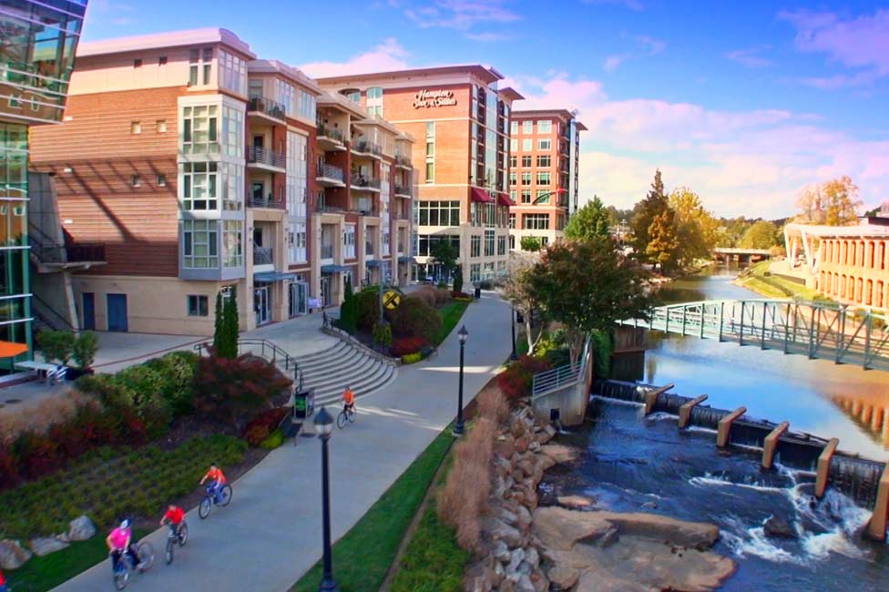Greenville Tours & Activities | Planning | Mosaix Group