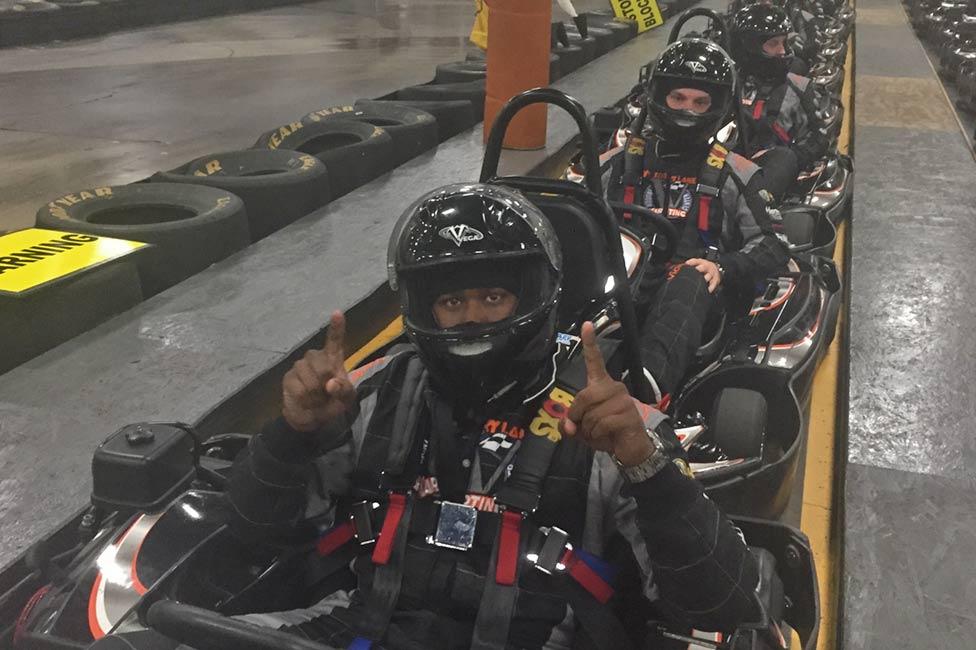Corporate Team Building Go Kart Activity