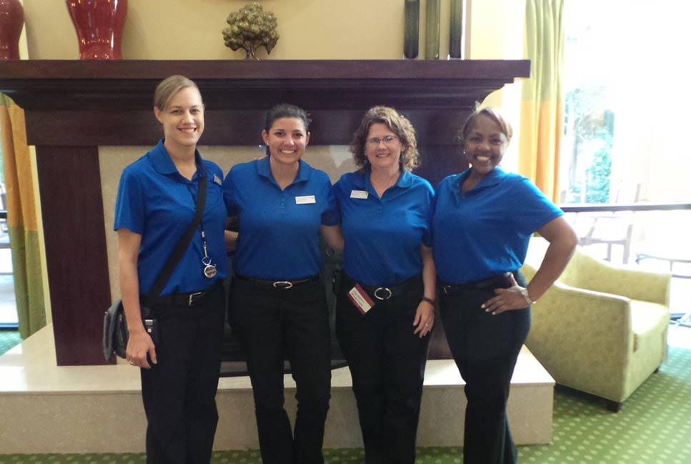 Mosaix Group Corporate Event Staff photo