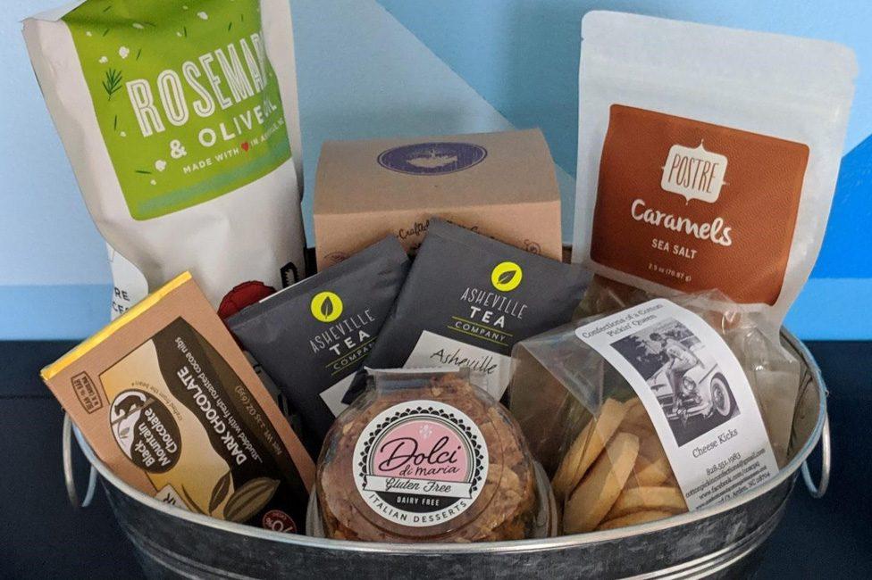Carolina Goods Gift Basket