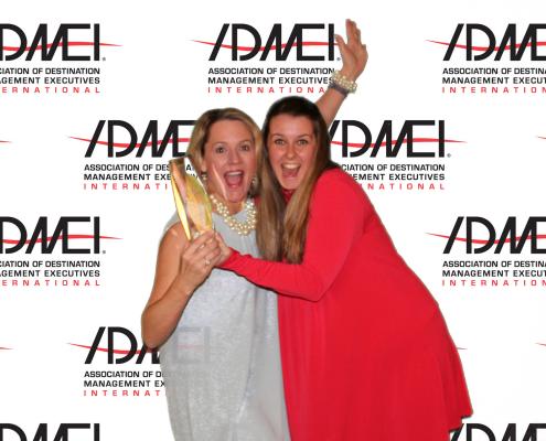 Association of Destination Management Executives International (ADMEI) Award Winners 2019