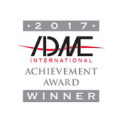 Association of Destination Management Professionals (ADMEI) Achievement Award 2017