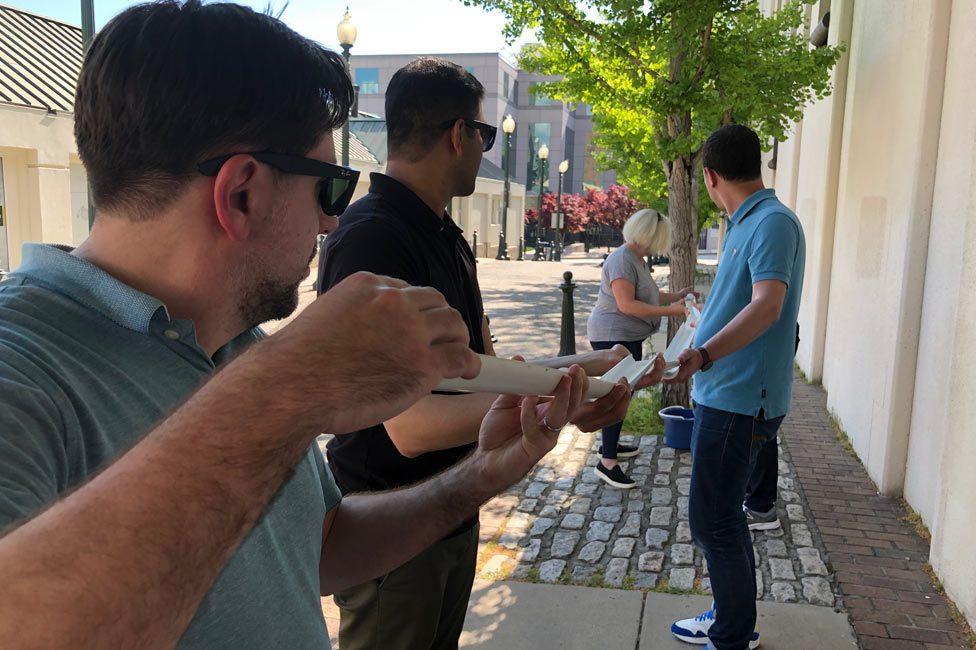 Asheville Urban Adventure Team Building Challenge