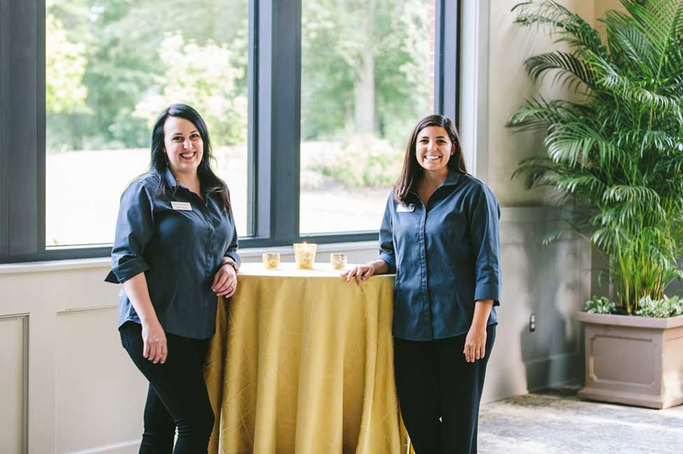 Corporate Event Registration and Staffing