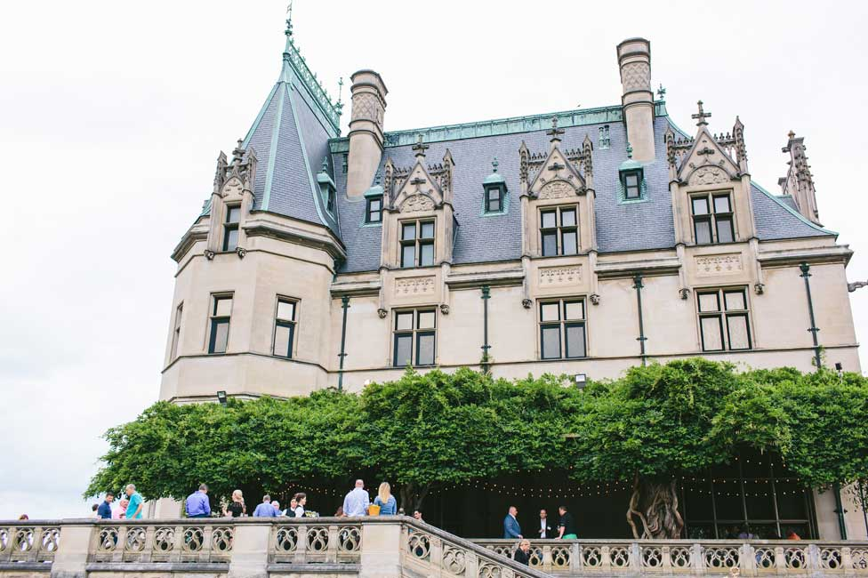 Biltmore Estate Corporate Event